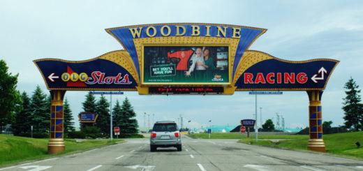 Woodbine Racetrack. Atrakcje Toronto. POlki w Kanadzie, POlki Canada