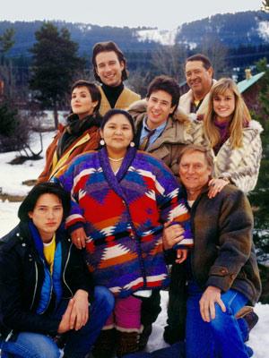 Przystanek Alaska - aktorzy