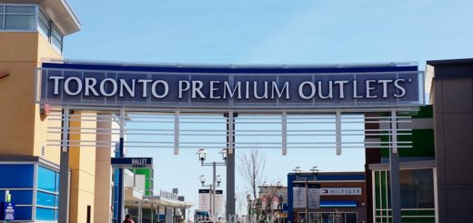 outlet Canada, Torotno premium Outlets, halton hills