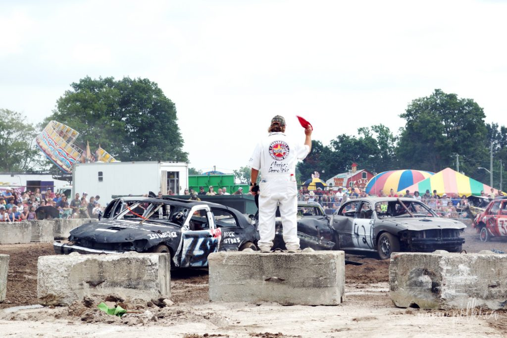 wrak racing canada demolition derby
